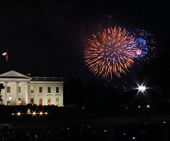 4th of July Fireworks - Washington DC