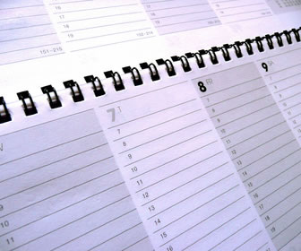 Printed and paperbacked calendar (photosteve101 / CC-by)