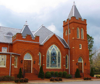 Bladenboro First Baptist Church
